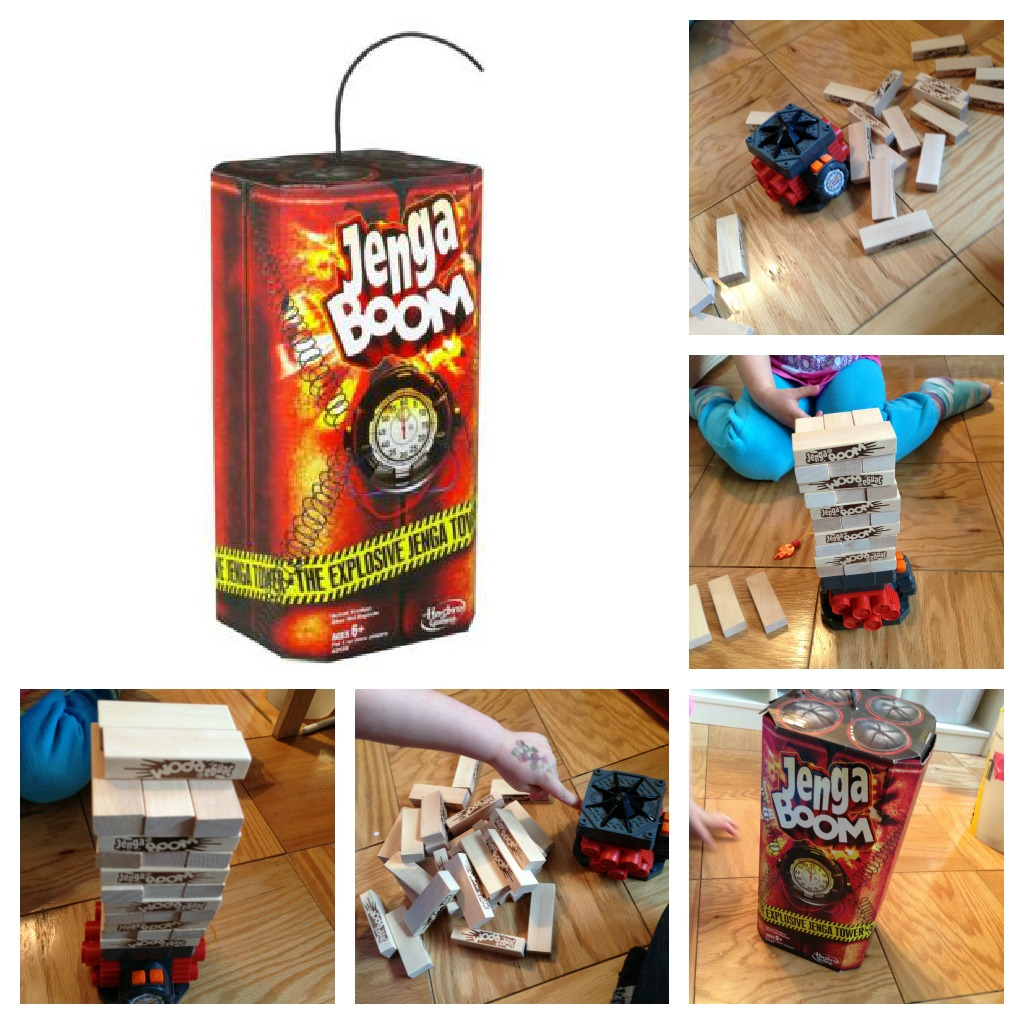 jenga boom collage
