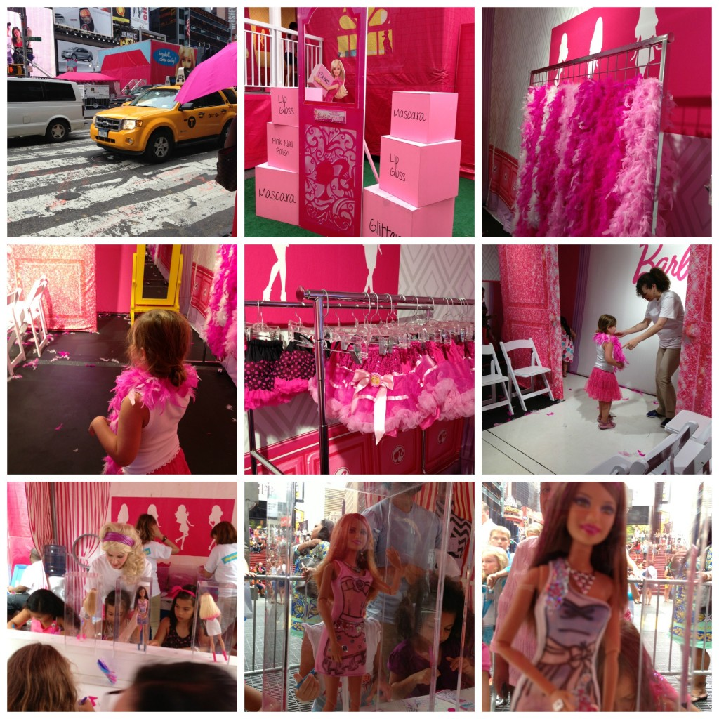 Barbie Collage