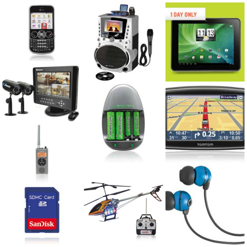 radioshack black friday Collage