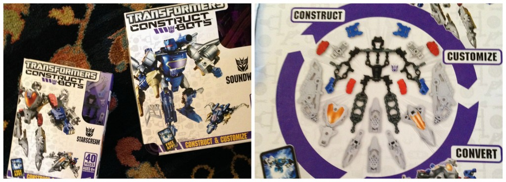 hasbro constructbots Collage1