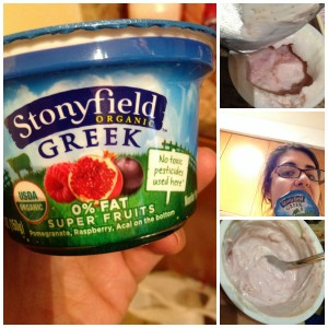 stonyfield greek Collage