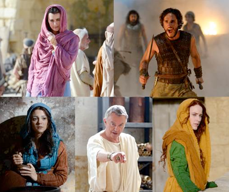 The Dovekeepers on CBS